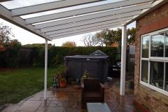 Glass-Veranda-Simplicity-Xtra-with-Gallows-brackets
